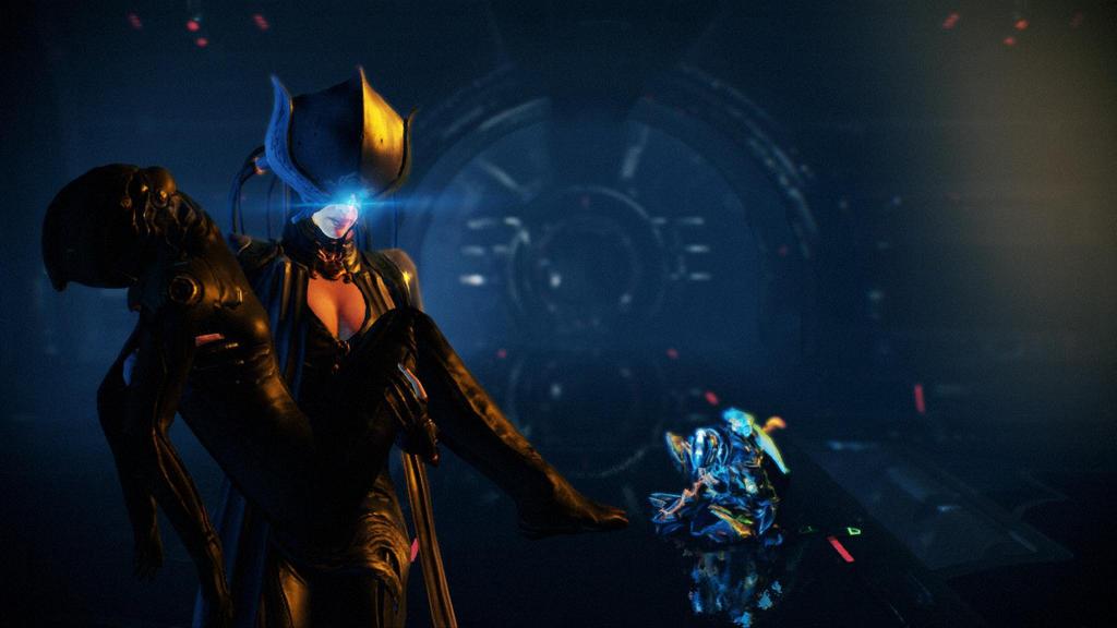 warframe how to start war within quest