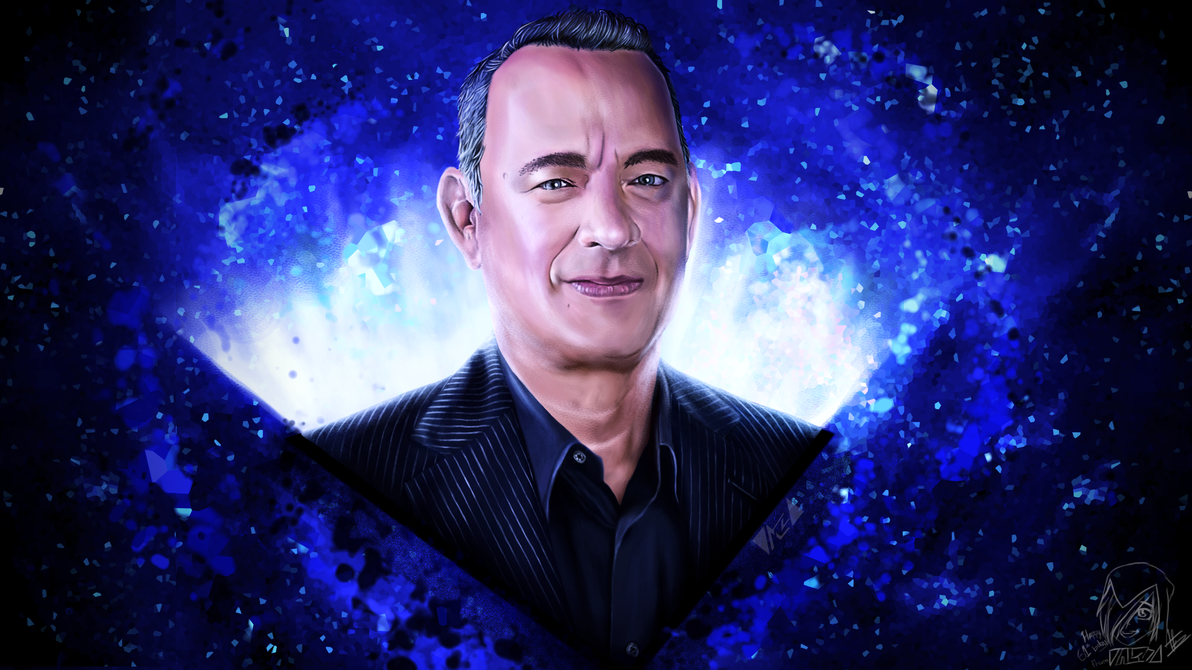 Happy 61st Birthday Mr. Tom Hanks! by Whatanidiotlololol
