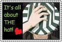 Urahara Stamp by TheSocialDweeb