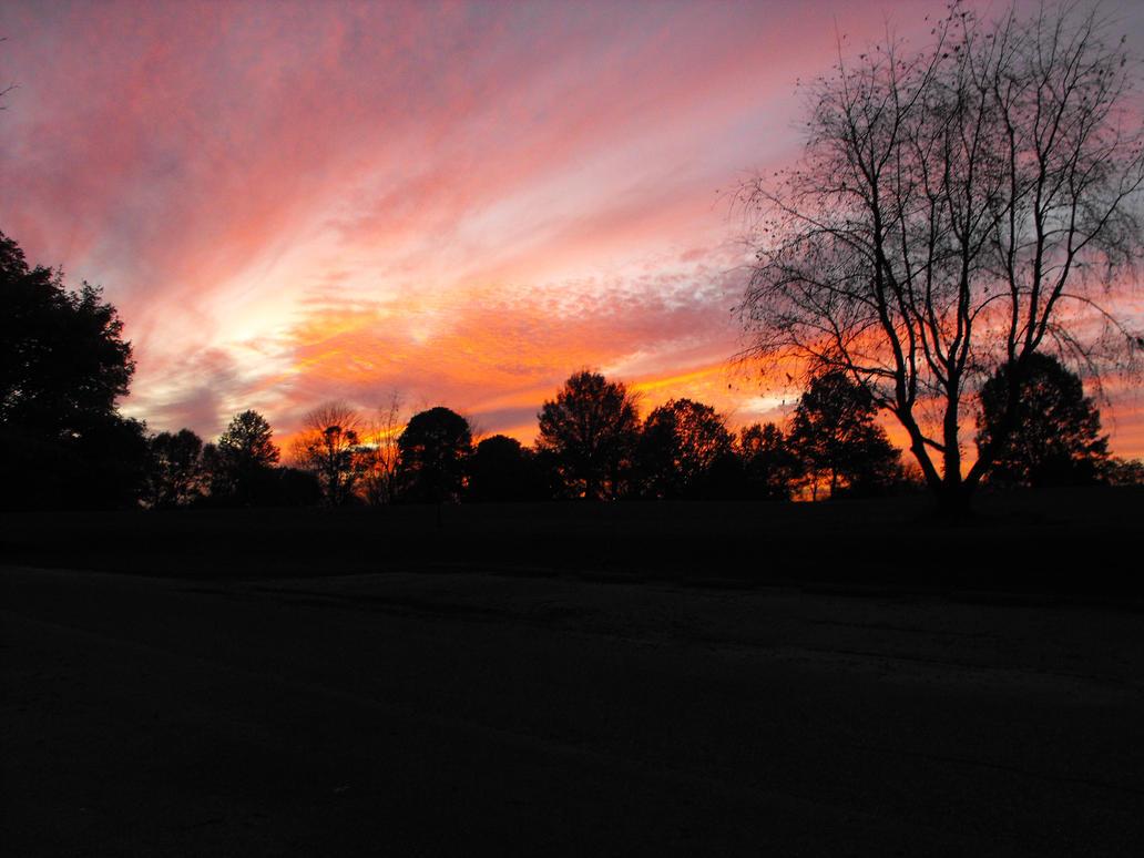 October Nightfall by LadyofGaerdon