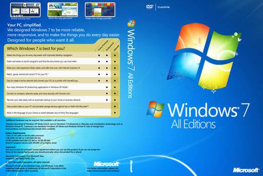 Windows 7 All Editions