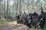 STOCK- army shields