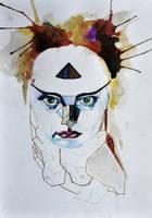 A Sharp Autoportrait by IRAtheIV