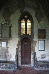 STOCK-Old door