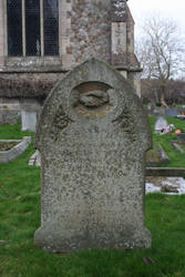 Old Grave with shaking hands