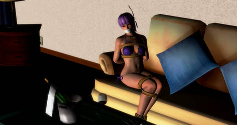 XNALara - (DoA) Ayane's Date (by candle light) by napdog86