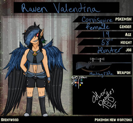 Pkmn-NH // Raven's App