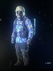 Clear Sky STALKER custom outfit