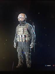 Shadow Company Custom outfit