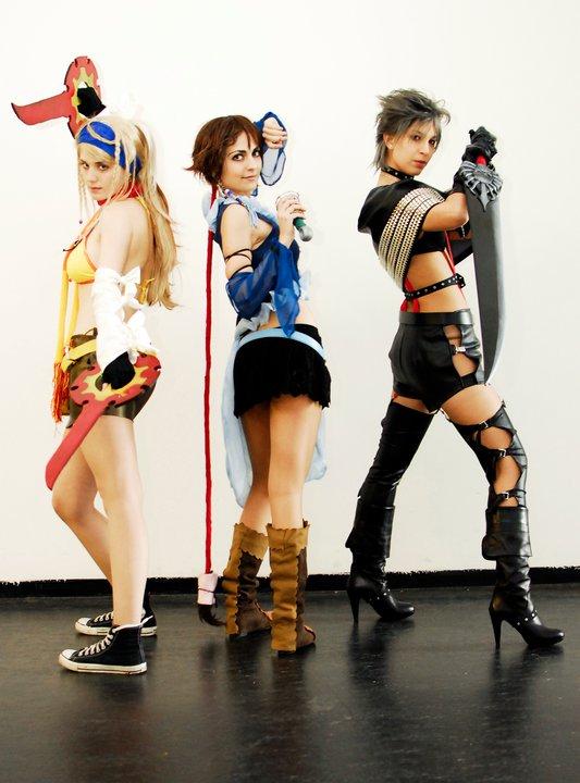 Final Fantasy X-2 - YRP by xRika89x