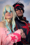 Gurren Lagann Simon and Nia - Happily ever after by xRika89x
