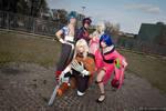 Tengen Toppa Gurren Lagann - Group cosplay by xRika89x