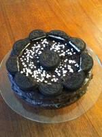 Oreo Cake by xXxBheithirxXx