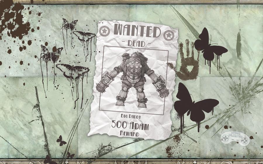 BioShock Wallpaper BetaPlayer by jlgamella on DeviantArt
