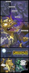 Gargosoyles [Part 1 of..?] by chordsy