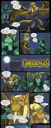 Gargosoyles [Part 2 of..?] by chordsy