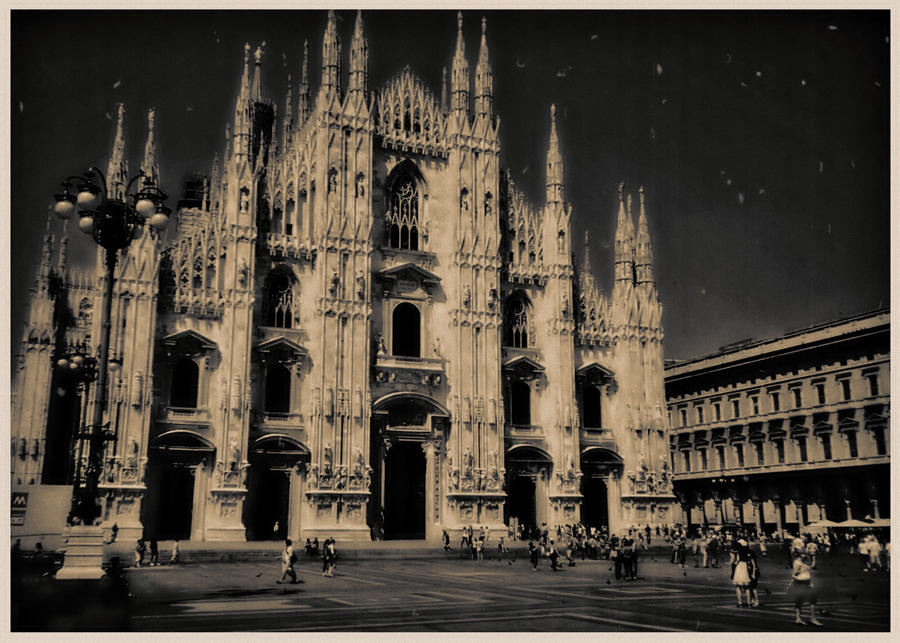 Milano My Love by akki64