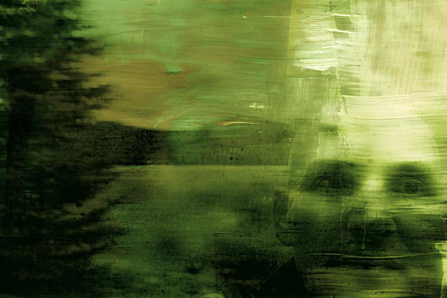 The Green Man by akki64