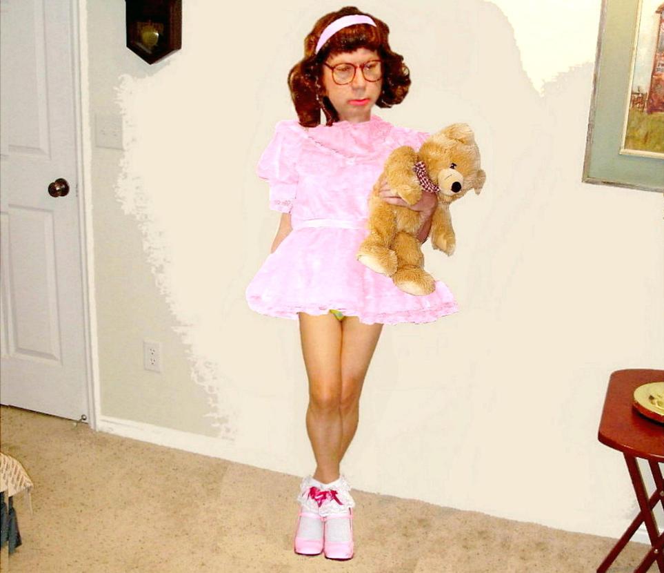 Pink Sissy by brielivingston