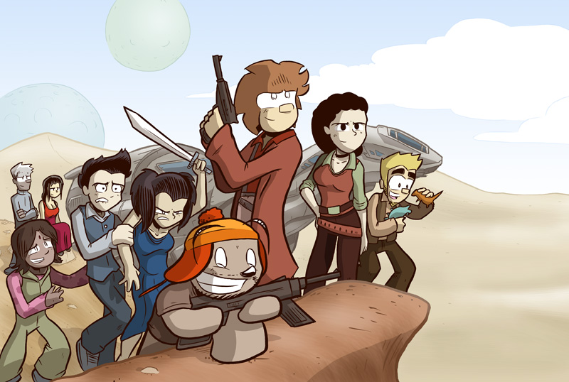 Firefly Parody Commission