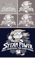 Steam Power: 100% Practical for Everything