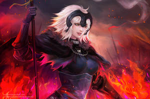 Jeanne Alter by notprimula