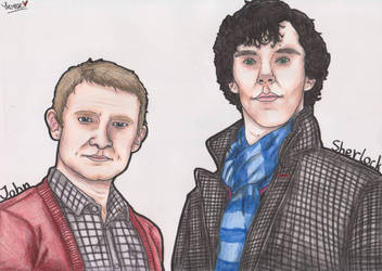 Baker Street Boys by Spinnenpfote6