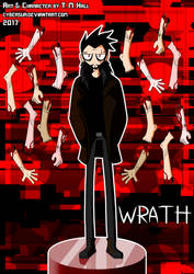 Seven Deadly Sins - WRATH by Sur-realatorium