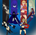Justice League of... yeah, just Justice League