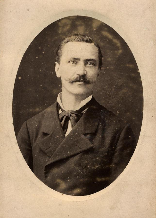portrait of a man 16 by millesime on deviantart