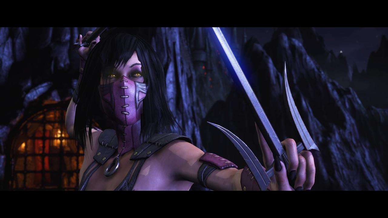 Mortal Kombat X Mileena 1 By Azuredragon517 On Deviantart