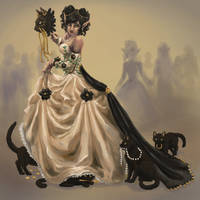 295 - Fantasy Masquerade by shironami