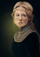 Eowyn by thire-sia