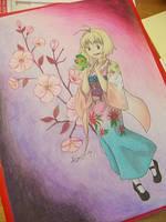 Shiemi by AiLaviLawly