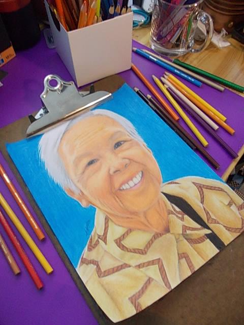 My Grandma by AiLaviLawly