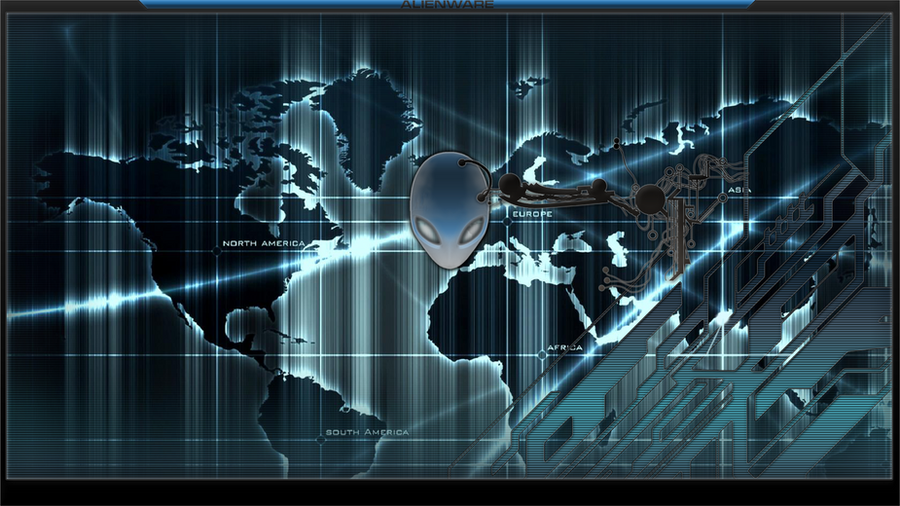 Alienware by black4d on DeviantArt