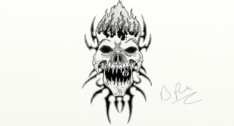 tribal_skull_by_dablackdevil-d3hdt1w.jpg
