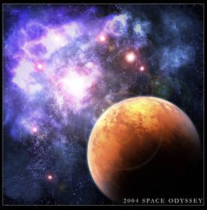 2004 SPACE ODYSSEY