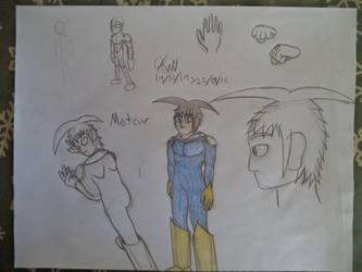 Metear sketches by Kenji195