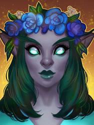 Lilileathe Silverthorn