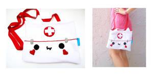 Cat Nurse Bag by CosmiCosmos