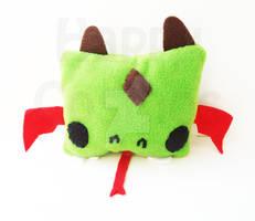 Pu Dragon Plush