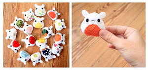 Free Gift Bunny Plush