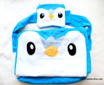 Piplup Bag and Pouch