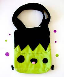 Frankensteins Monster Bag by CosmiCosmos