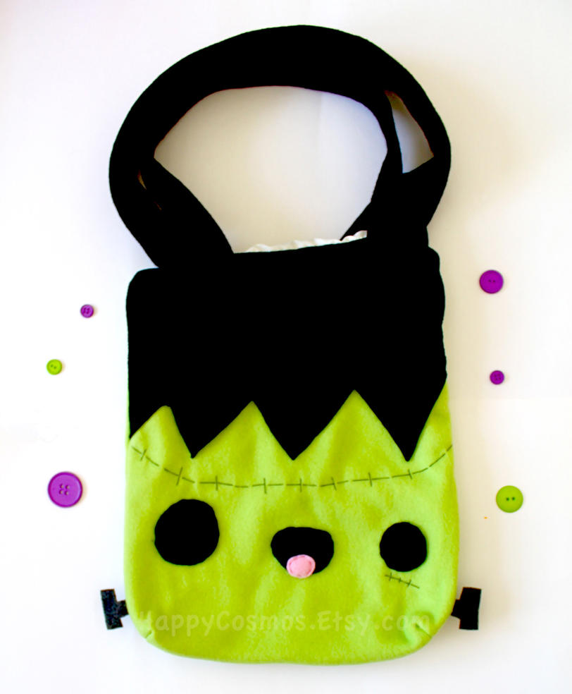 Frankensteins Monster Bag by CosmiCosmos