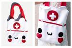 Nurse Cat Bag