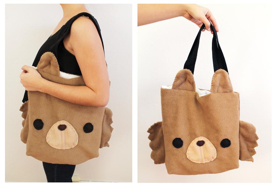 Pomeranian Bag by CosmiCosmos