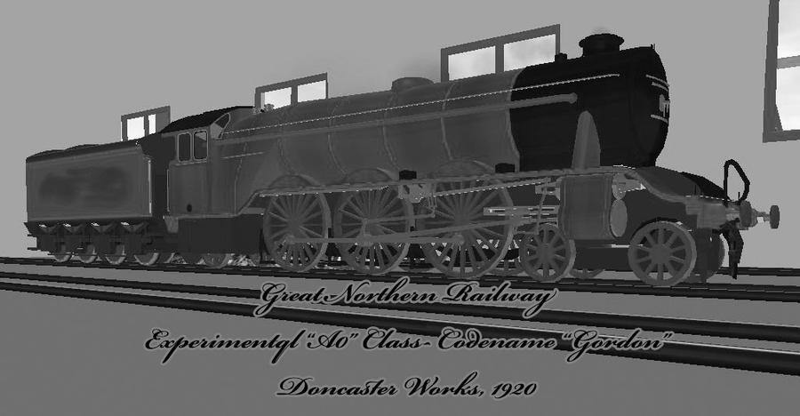 LNER A0 First Express by Arthur1711 on DeviantArt