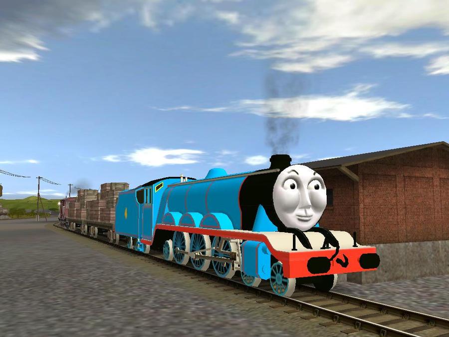 Thomas Trainz Cgi Flatbed Related Keywords & Suggestions - Thomas